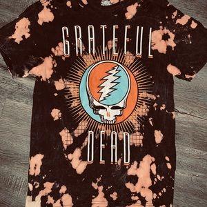 Grateful Dead Acid Dye Tee
